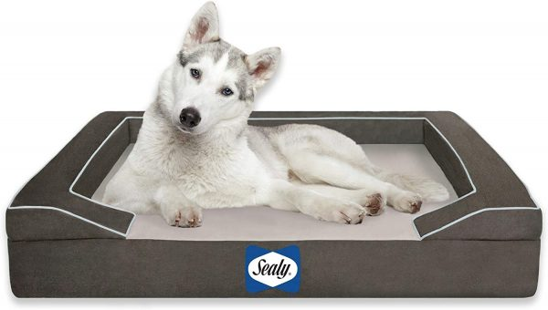 Large Breed Orthopedic Dog Bed